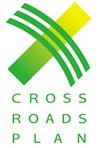 crossroads plan logo design