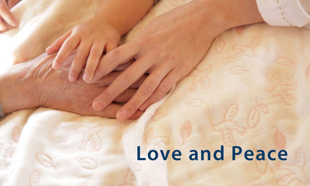 オブラブの想い。Love and Peace.